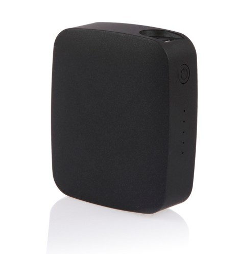 Black Mini Magic Power Bank