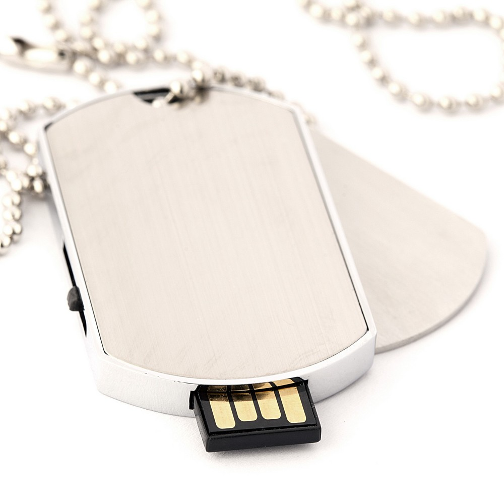 Dog Tags USB Flash Drive