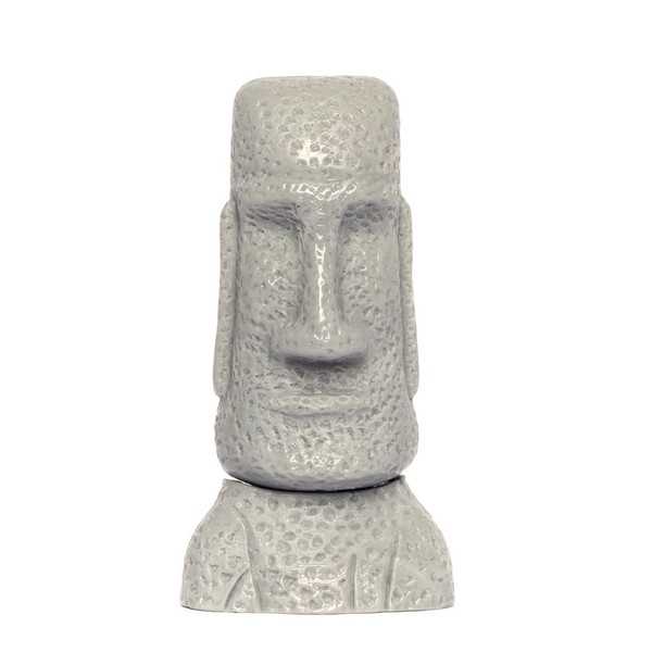 Easter Island USB Flash Drive - Grey