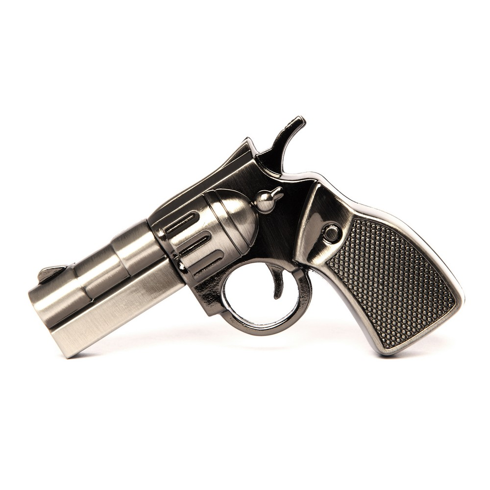 Metal Revolver / Gun USB Flash Drive