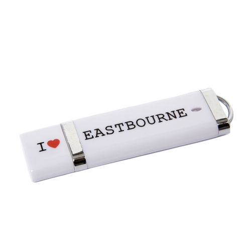 8GB I Heart Eastbourne USB Stick