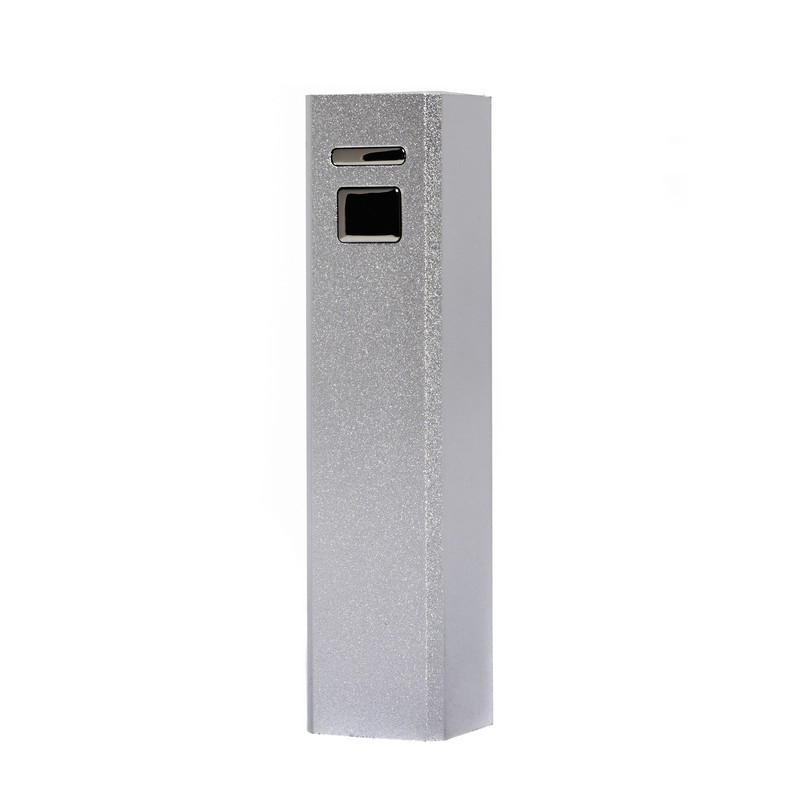 Silver Stick Powerbank - 2600mAh (out of stock)