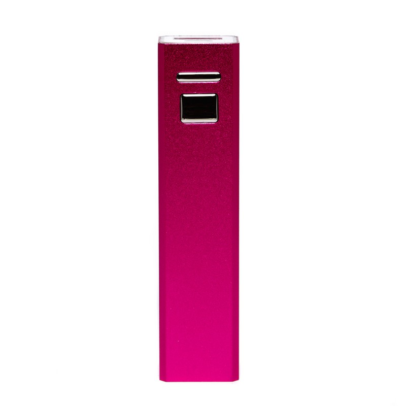 Pink Stick Powerbank - 2600mAh (out of stock)