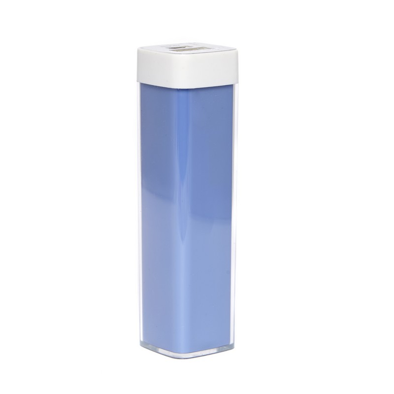 Blue Lipstick Powerbank - 1200mAh