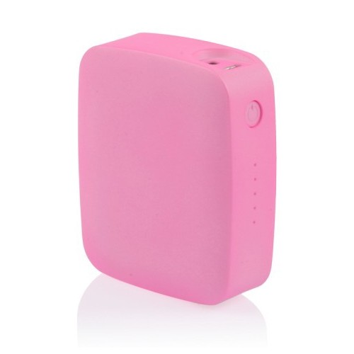 Pictured: Pink mini magic power bank